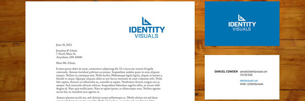 Rebranding for Identity Visuals